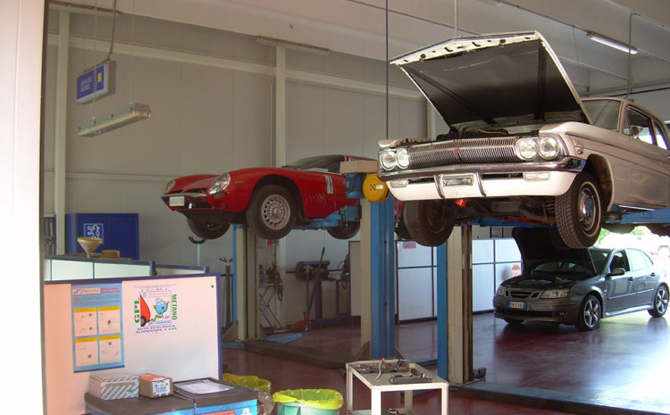 Manutenzioni e tagliandi a Montesilvano (Pescara)